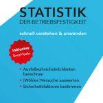 EinbockAkademie Buch Cover – Statistik der Betriebsfestigkeit