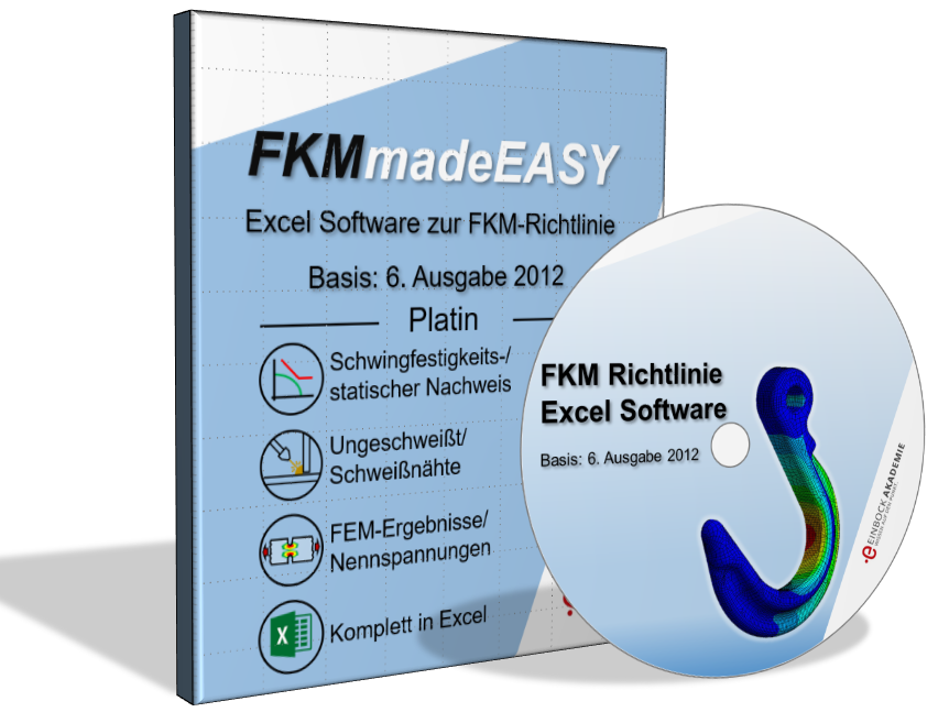 easyFKM - die Excel Software zur FKM-Richtlinie!
