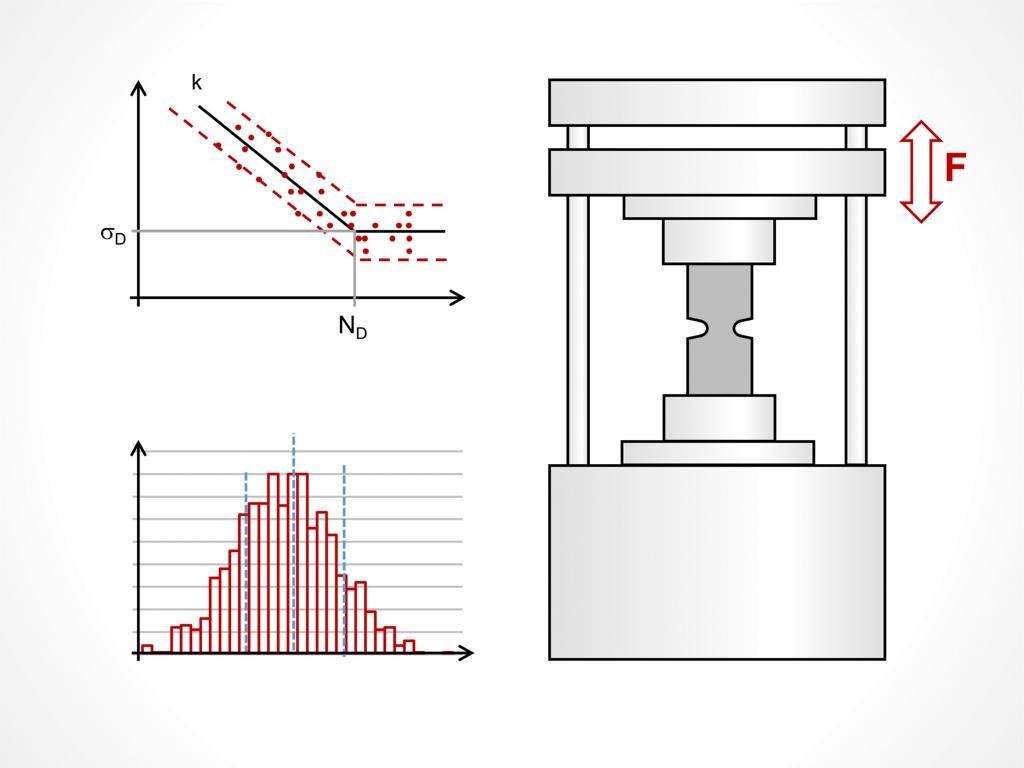 Seminar Wöhlerlinien und Dauerfestigkeiten aus Versuchen der Betriebsfestigkeit statistisch auswerten und planen
